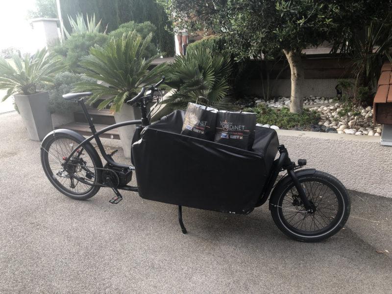 Vélo et raclette