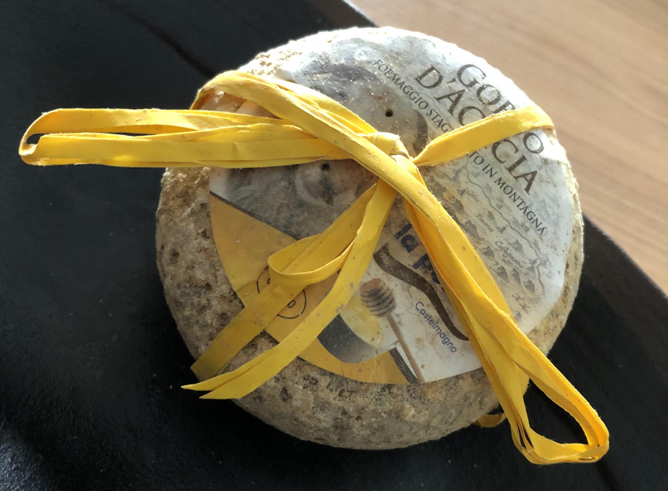 Gobbo d'Acacia – Fromage au miel d'acacia